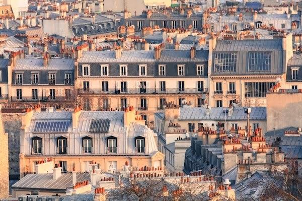 I tetti di Parigi - foto di Elisa Chisana Hoshi