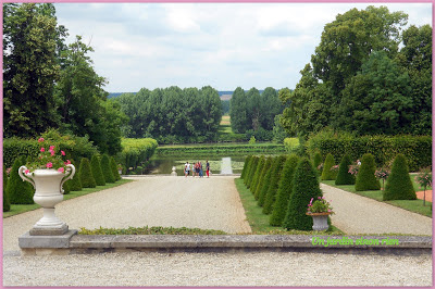 Design Le château de La Motte-Tilly