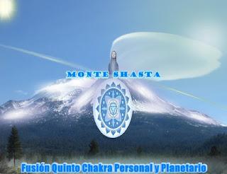 Yo soy Gaia, hoy regreso para servirles de nuevo como guía en la fusión de su quinto Chakra personal con el mío en el planeta.