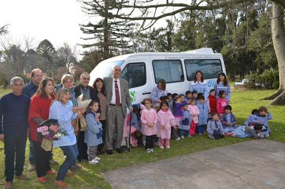 La 106 siempre una canci n el municipio de saladillo for Cancion para saludar al jardin de infantes