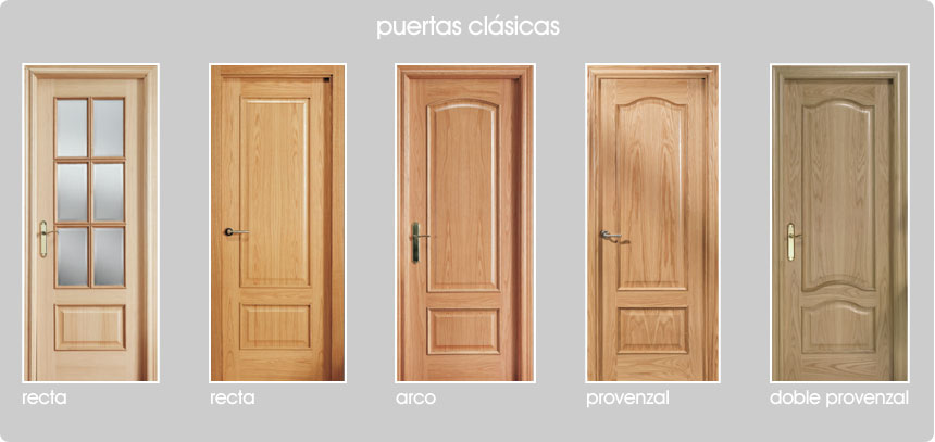 Apuntes revista digital de arquitectura puertas for Modelos de puertas de madera para dormitorios