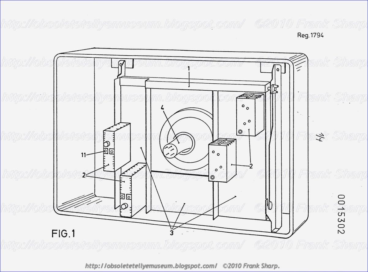 Obsolete Technology Tellye !: GRUNDIG SUPER COLOR ELEGANZ 8285 ...