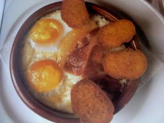 Huevos Fritos Co...