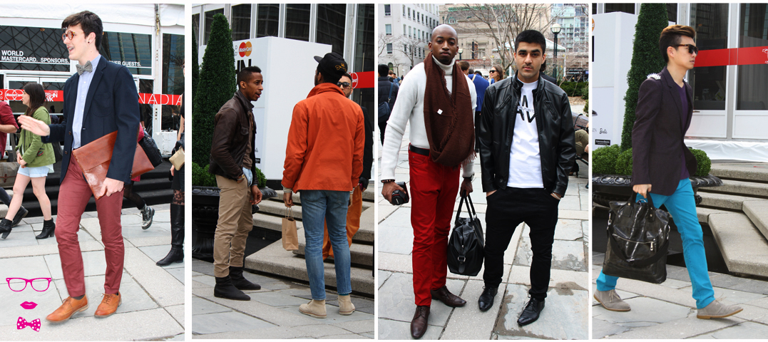 Curvy Geekery Day 2 Toronto Fashion Week Street Style