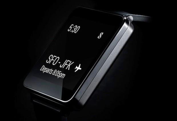 G Watch: O relógio inteligente da LG