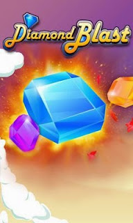Screenshots of the Diamond Blast for Android tablet, phone.