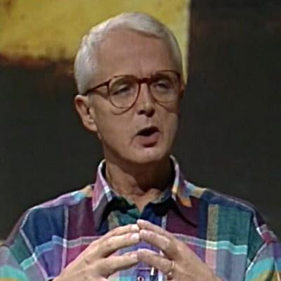Jørgen Thorgaard i TV programmet 'Eksistens'