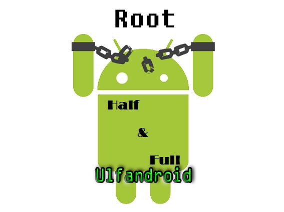 Perbedaaan Half Root Dan Full Root Pada Sony Xperia