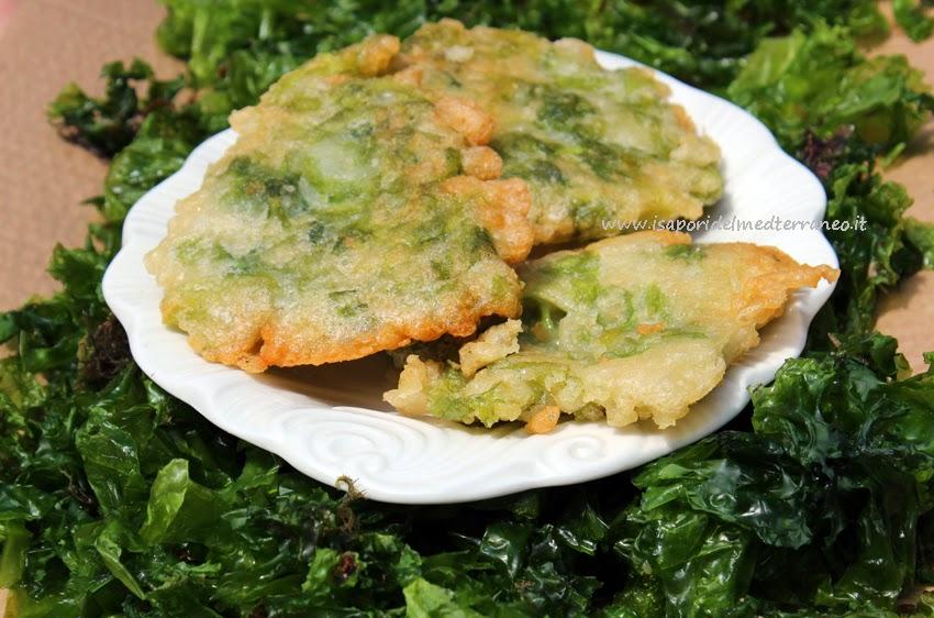 Alghe fritte in pastella senza lievito i sapori del mediterraneo - Alghe in cucina ...