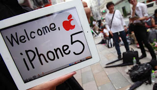 iPhone 5 Terjual 5Juta Unit Dalam 3Hari