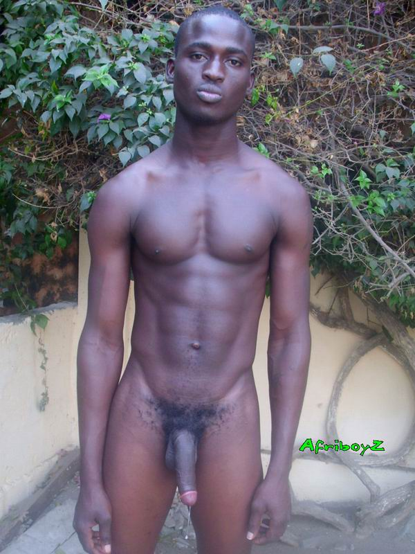 ghanaian men naked dick