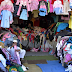 Clothes Getting Sold In a Landa Bazar Photo
