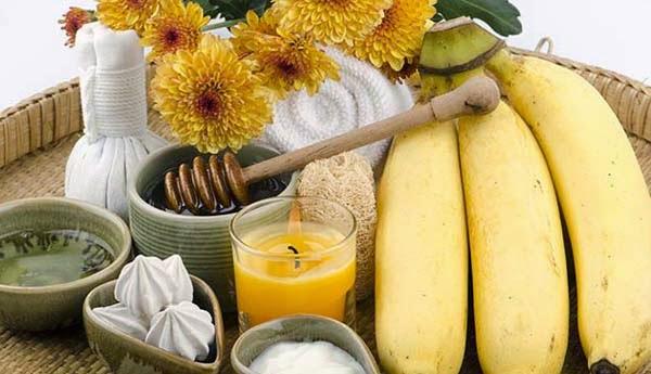 Cara membuat masker kulit pisang