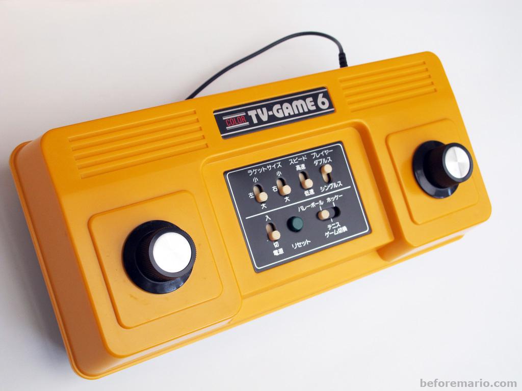 Nintendo Color Tv Game : Beforemario nintendo color tv game カラー テレビゲーム