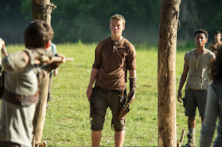 the maze runner-dylan obrien-will poulter-jacob latimore