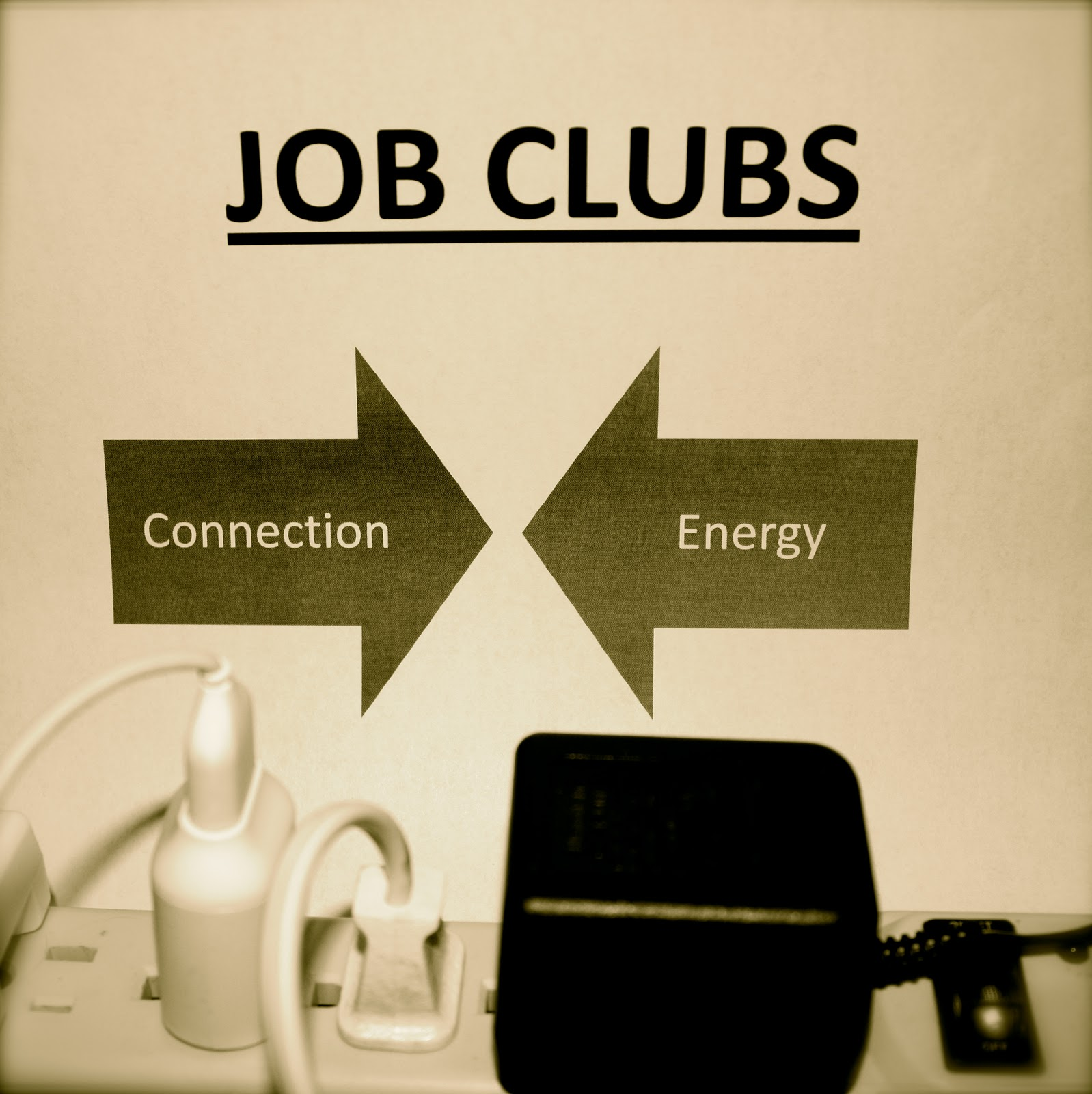 master career counselor 2012 if you want your job search to surge success then a job club now it is the convergence of energy and connection