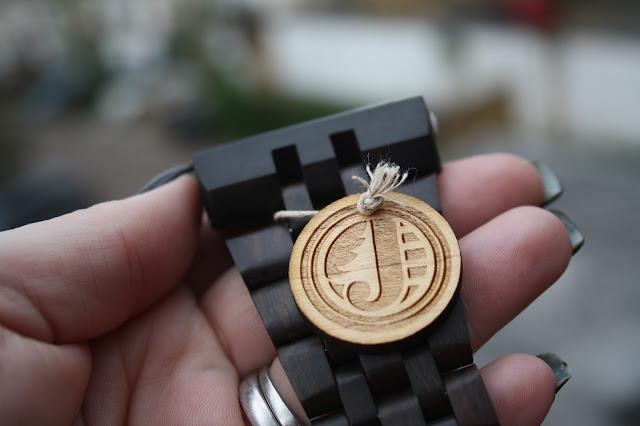 Jord 94A Series Wooden Watch