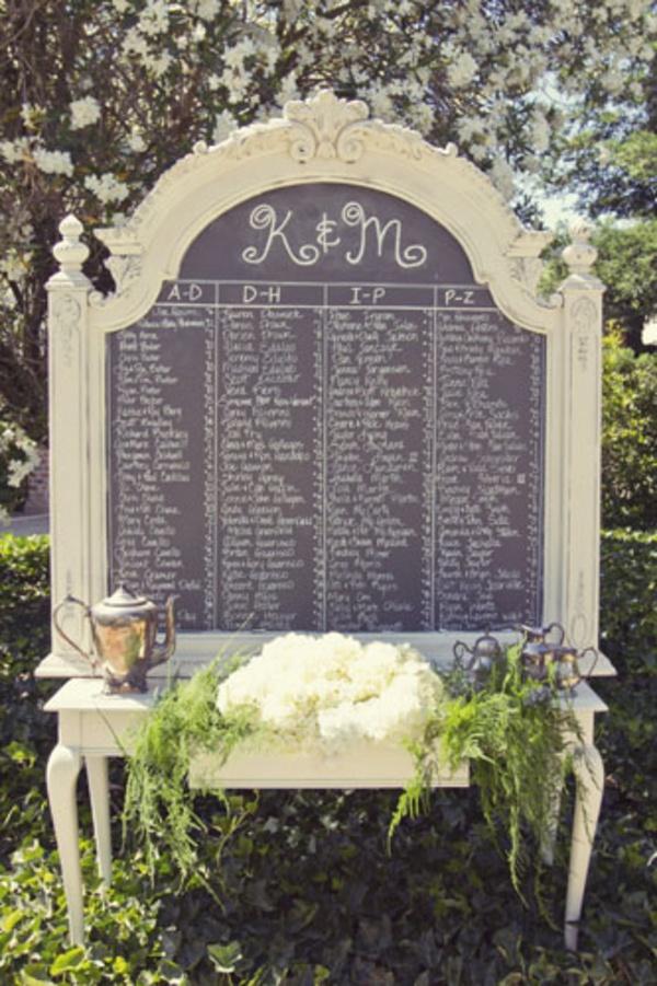 Seating plan para tu boda - Gatito Jerome: boda y diseño