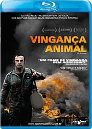 Filme Poster Vingança Animal BDRip XviD Dual Audio & RMVB Dublado