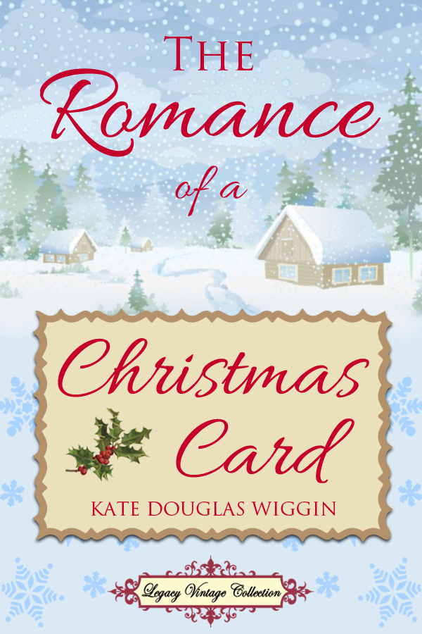Sample Sunday: The Romance Of A Christmas Card