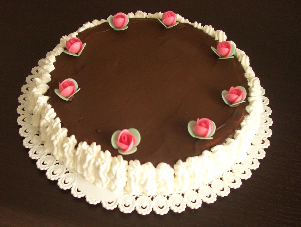 Estremamente Apprendista mamma: Torta per la festa della mamma JY91