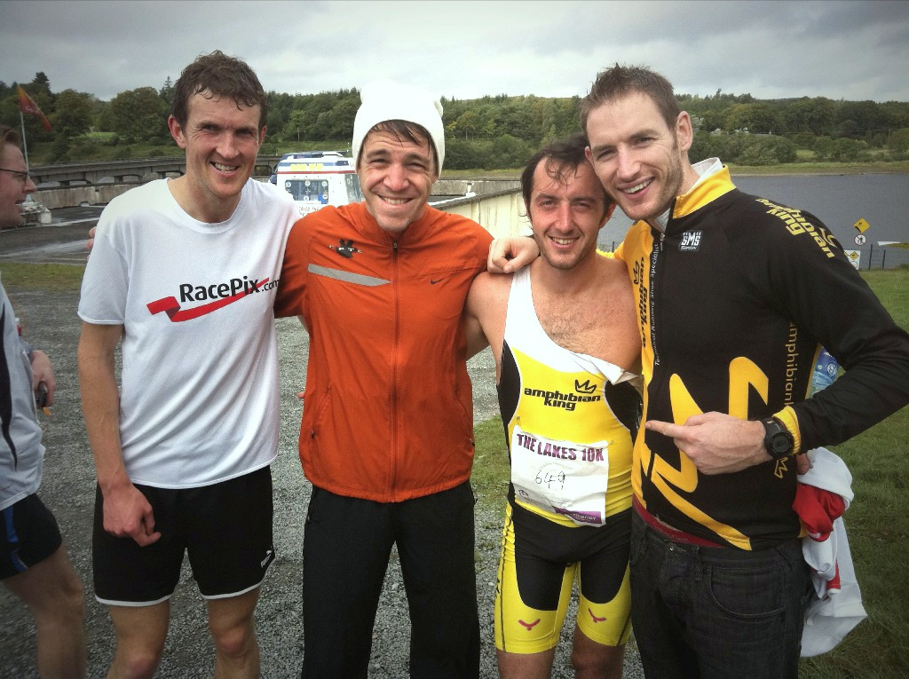 Racereport 2011-11: The Lakes 10k, Blessington