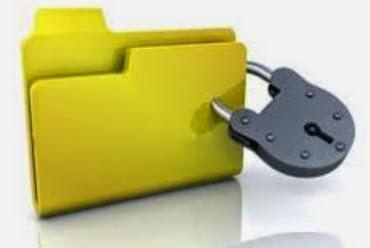 Mengunci Folder Tanpa Software