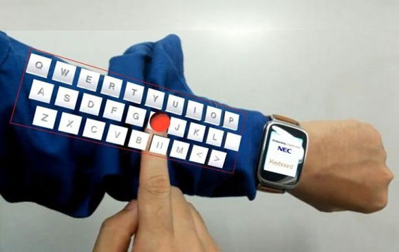 desarrollan-teclado-virtual-que-se-proyecta-brazo