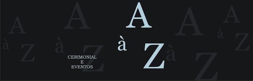 A à Z Cerimonial e Eventos
