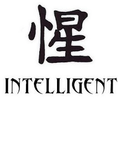 Kanji Tattoos - Intelligent Tattoo Symbol