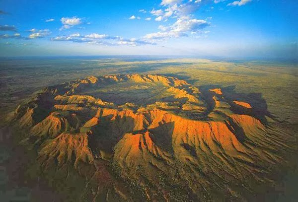 Vredefort Dome, South Africa