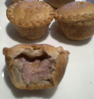 Tesco Mini Pork Pie Bites