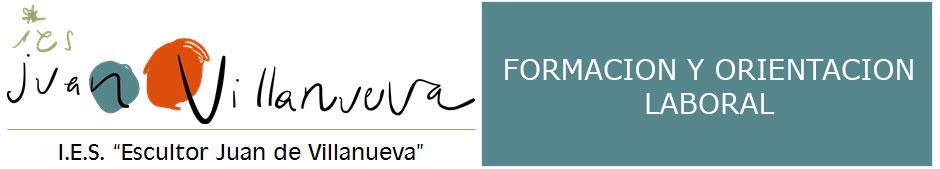 Fol IES Escultor Juan de Villanueva Español (España)
