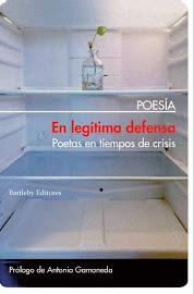 """""""En legítima defensa. Poetas en tiempos de crisis"""""""