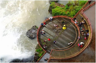 Iguazu Viewing Platform-Magrush.com