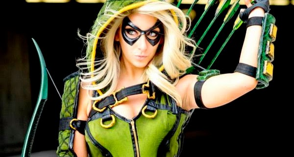 Green Arrow Gender Bender Cosplay
