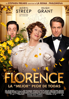 Poster de Florence Foster Jenkins