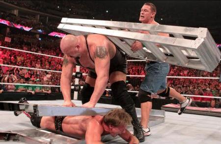 WWE Monday Night Raw 9/7/2012