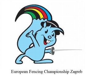 ESGRIMA-Campeonato de Europa Zagreb 2013 (Croacia)