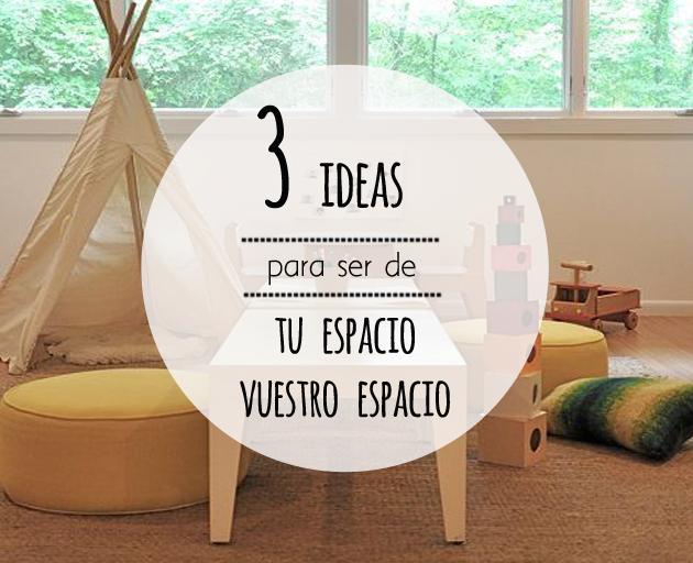 3 ideas para diseñar la habitación cuando tienes niños