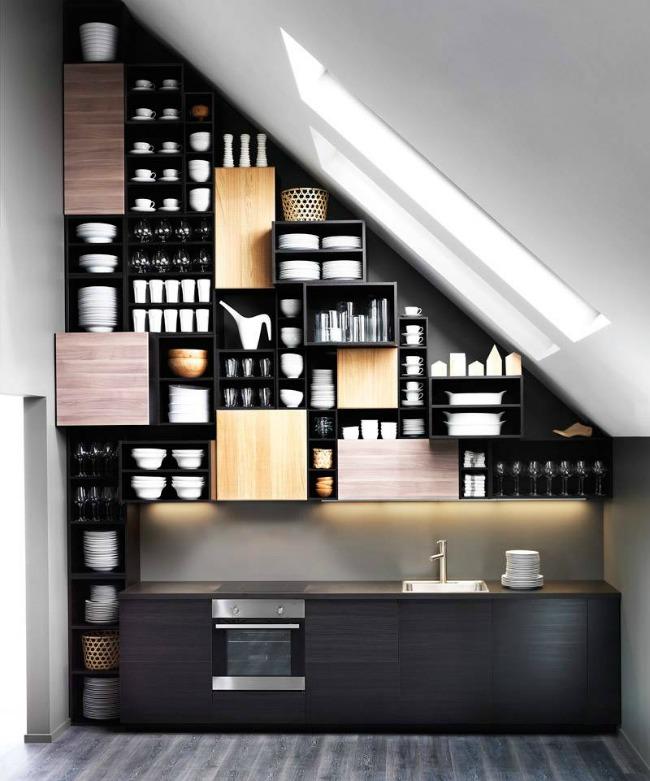 Kallax Küche | Look Pimp Your Room Tschuss Faktum Hallo Metod