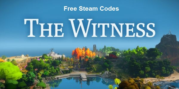 The Witness Key Generator Free CD Key Download