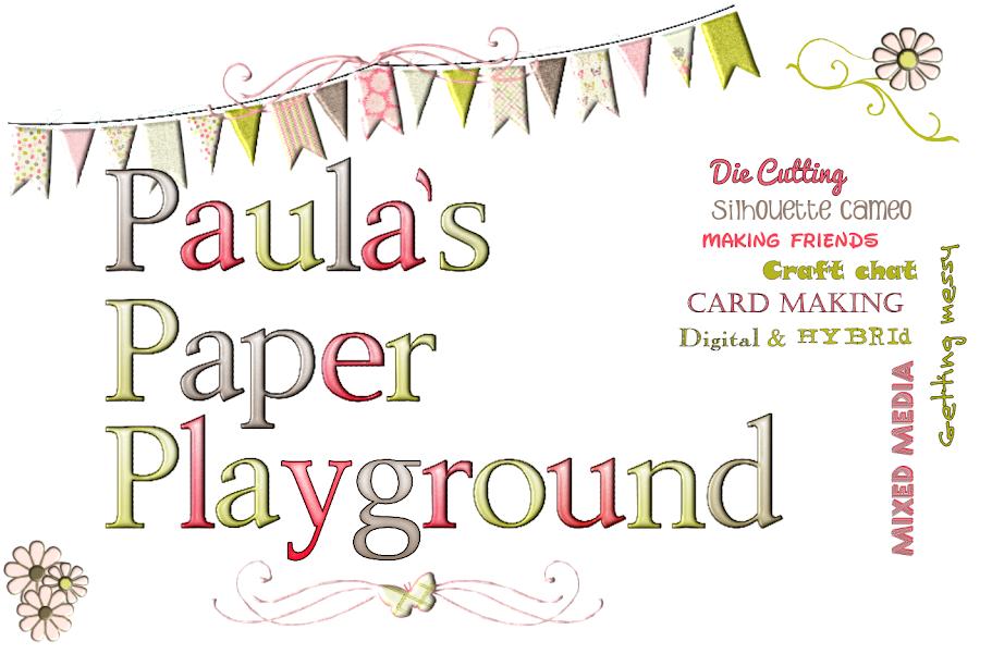 Paula's Paper Playground
