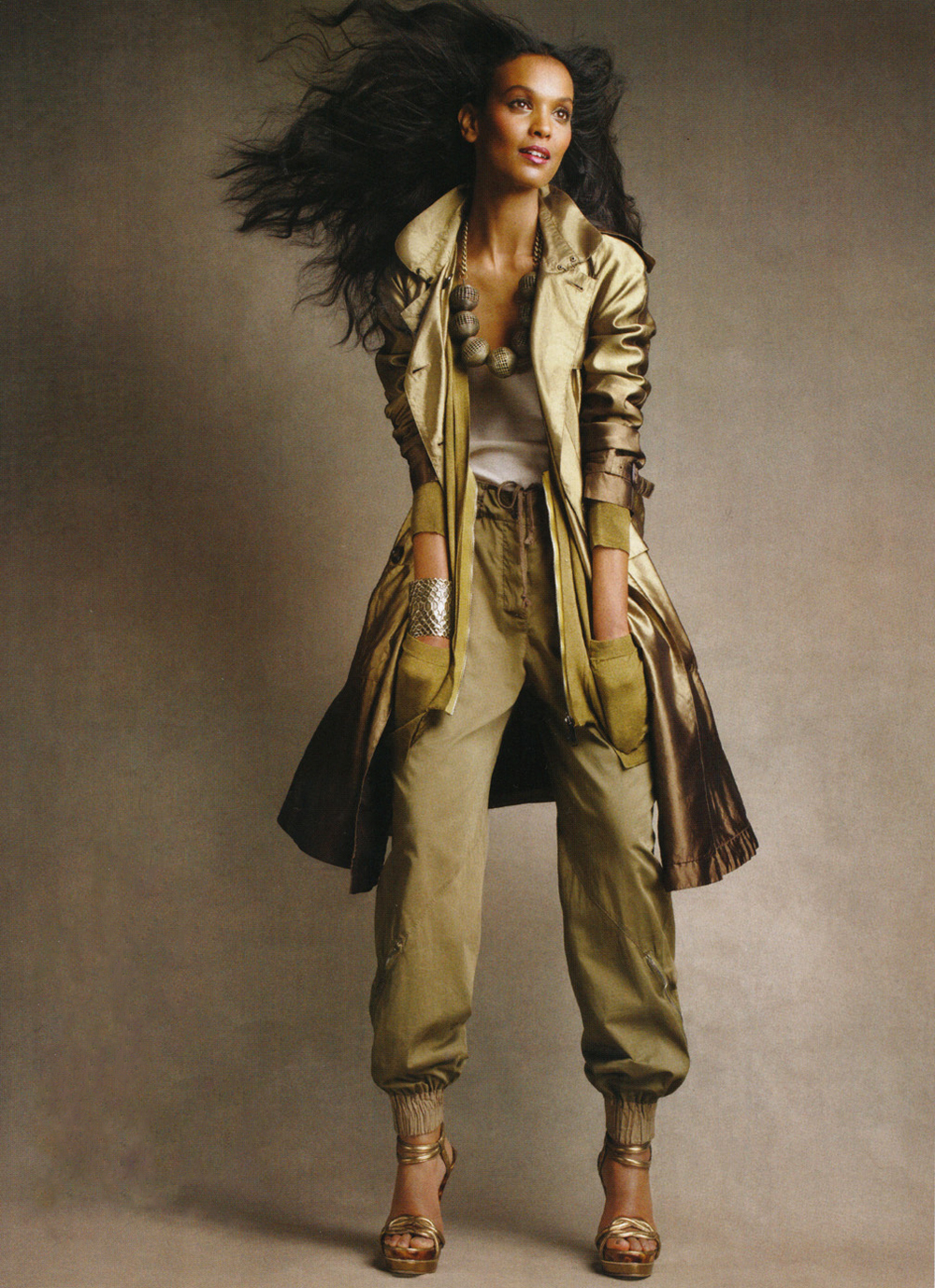 Vogue US March 2009 via www.fashionedbylove.co.uk