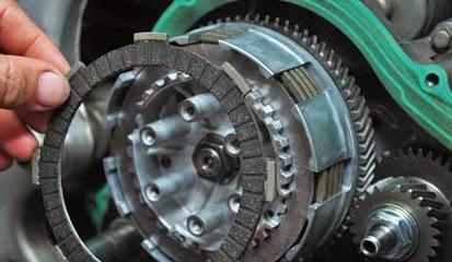 Yuk Ganti Kampas Kopling Motor Sendiri
