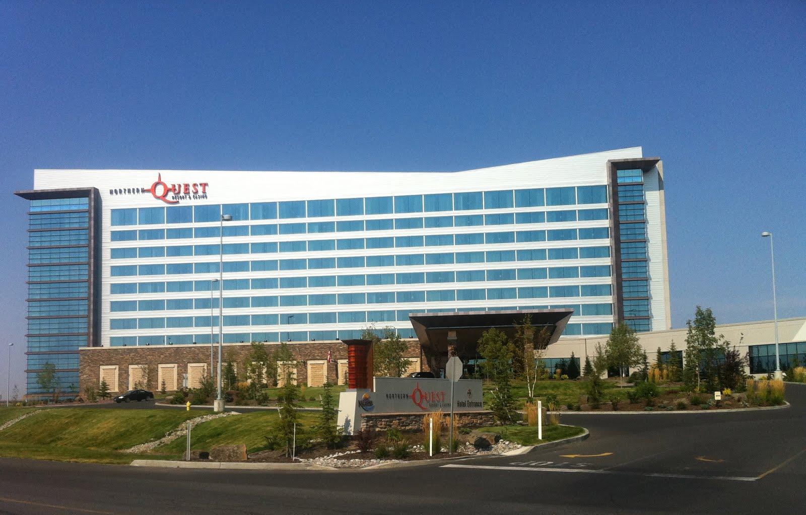 Casino spokane north quest