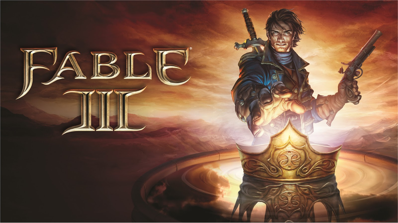 Video Games Fable 3