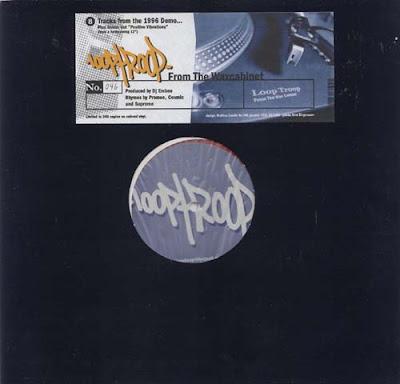 Looptroop – From The Waxcabinet EP (Vinyl) (1996) (160 kbps)