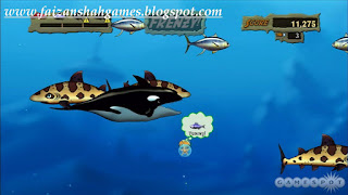 Feeding frenzy 2 shipwreck showdown game