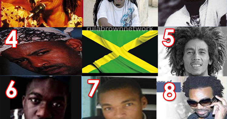Reggae Artists Names